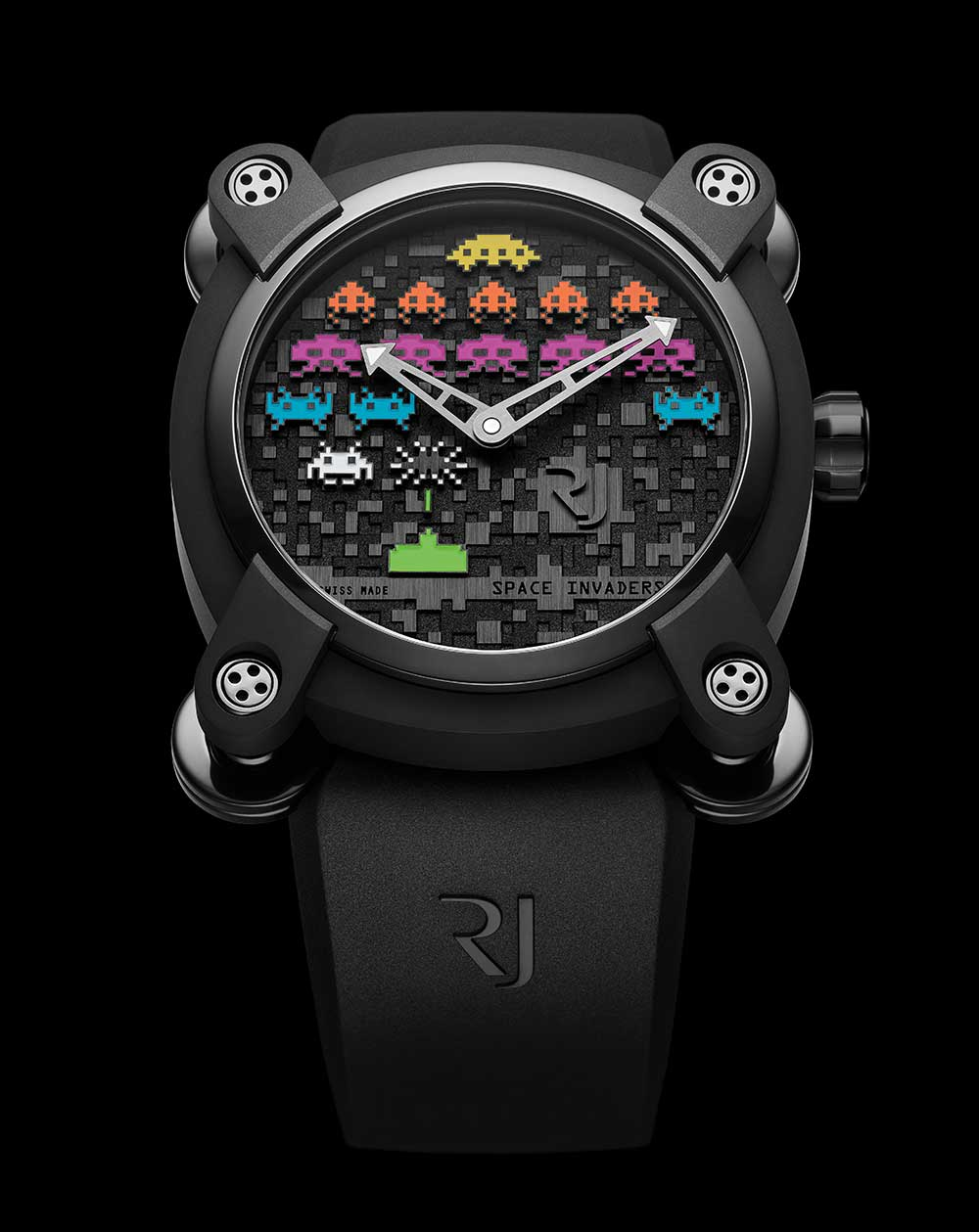 Romain Jerome Space Invaders Pop