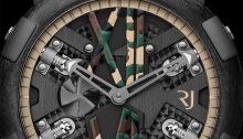 Romain Jerome Steampunk 46 Auto Camo