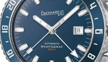 Eberhard & Co. Scafograf GMT