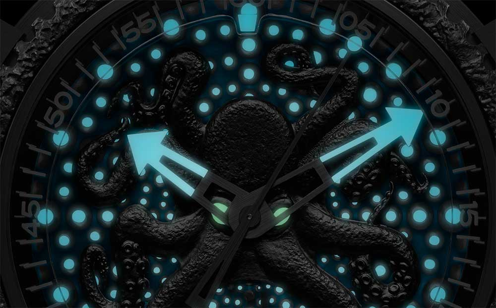 Romain Jerome Octopus Lume