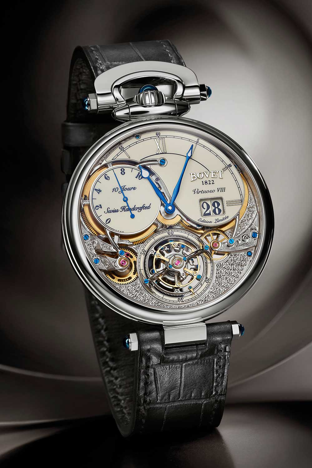 Bovet Virtuoso VIII Flying Tourbillon Big Date