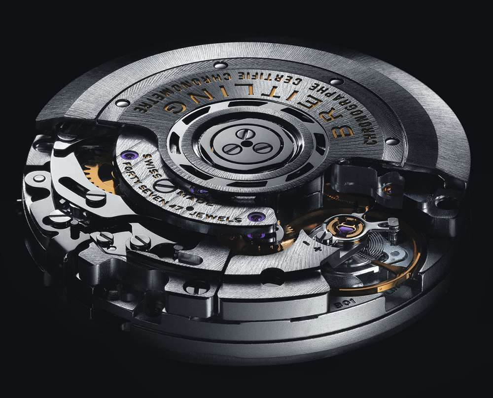 Breitling Navitimer 01 calibre 01