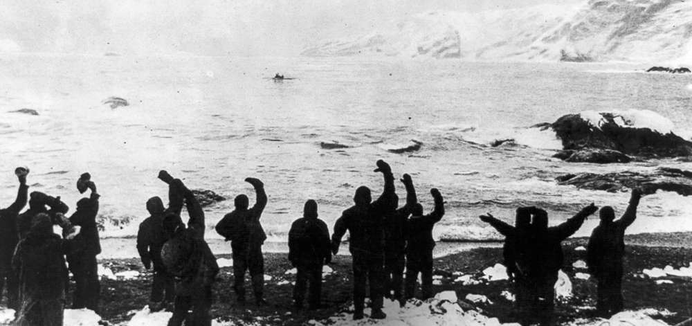 Shackleton's Endurance expedition