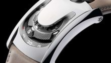 Arpal One by Laurent Ferrier and Urwerk