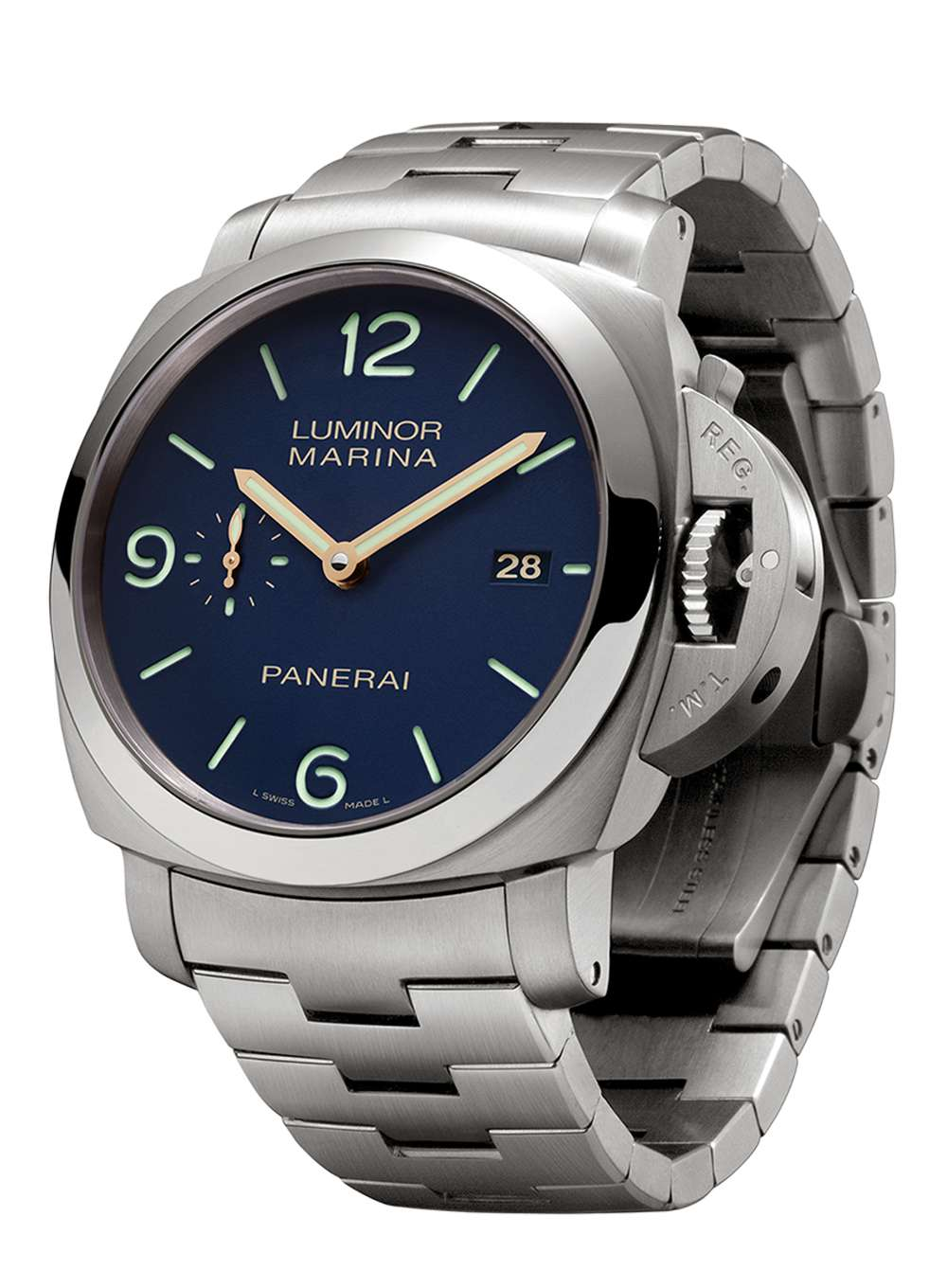 Panerai Luminor Marina 1950 3 Days Automatic Titanio 44mm PAM00733