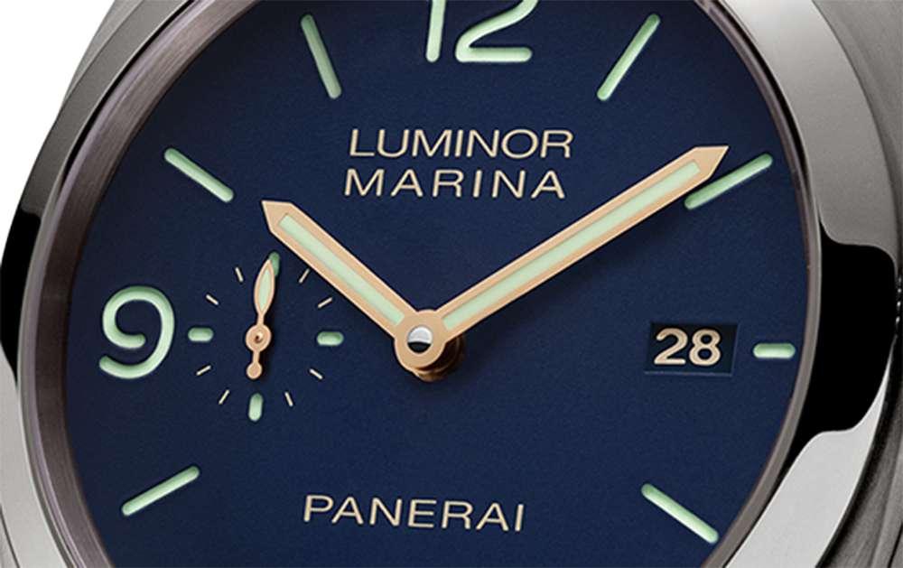 Panerai Luminor Marina 1950 3 Days Automatic Titanio 44mm PAM00733