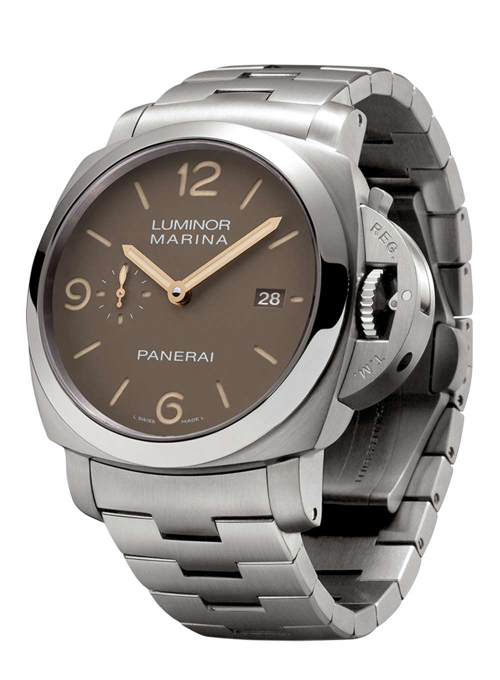 Panerai Luminor Marina 1950 3 Days Automatic Titanio 44mm PAM00734