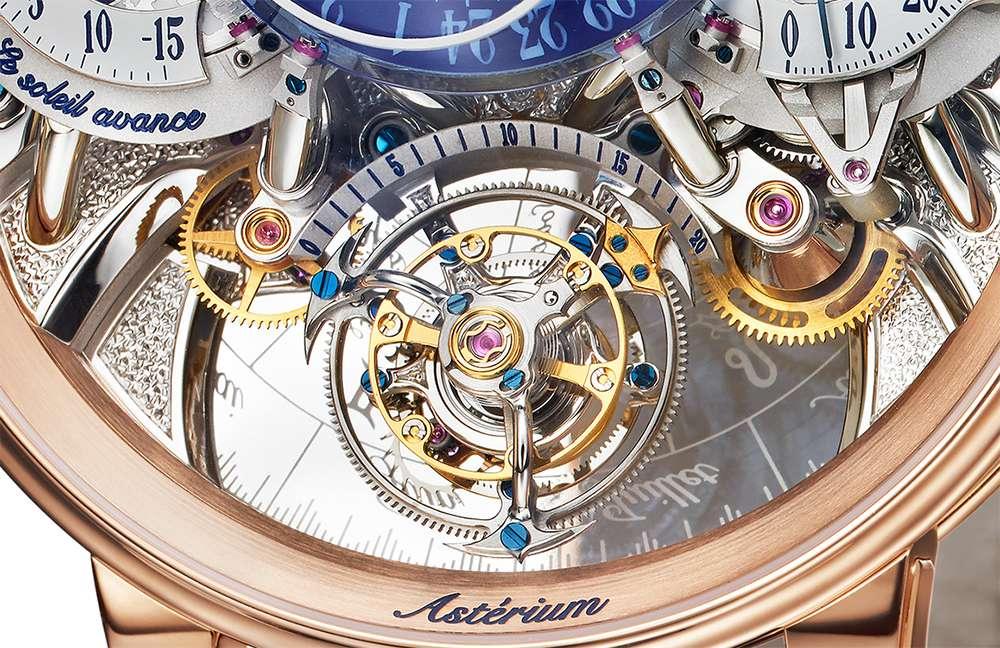 Bovet 1822 Récital 20 Astérium, tourbillon