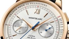 Montblanc Meisterstück Heritage Pulsograph