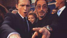 Robert Downey Jr. wears Urwerk for Spiderman Homecoming