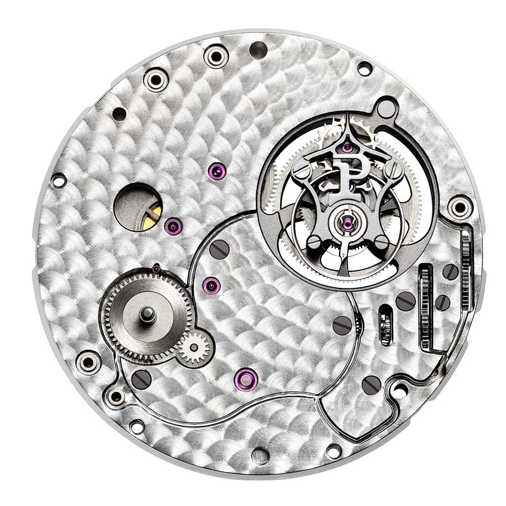 Piaget 670P ultra-thin mechanical manual-winding tourbillon movement