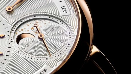 Little Lange 1 Moon Phase by A. Lange & Söhne, moon phase and small seconds