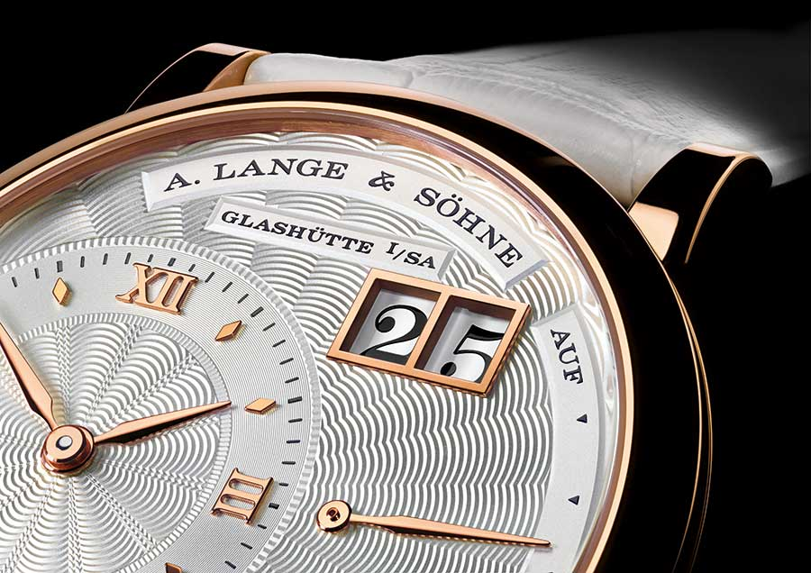 Little Lange 1 Moon Phase by A. Lange & Söhne, big date display