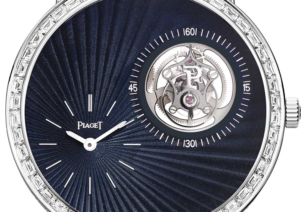 Piaget Altiplano Tourbillon High Jewellery G0A42204