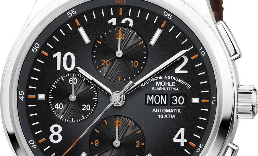 Mühle-Glashütte Lunova Chronograph