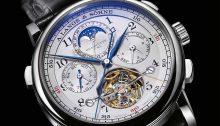 Tourbograph Perpetual Pour le Mérite by A. Lange & Söhne