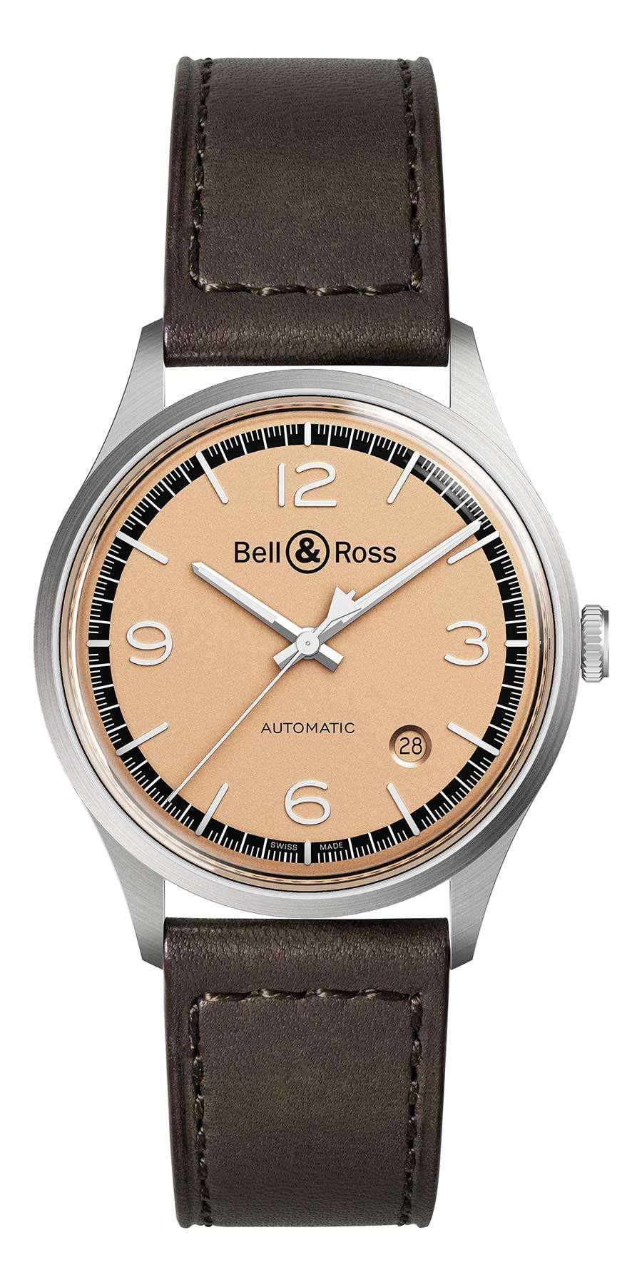 Bell & Ross BR V1-92 Bellytanker