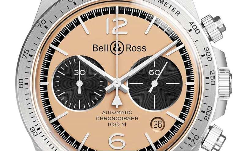Bell & Ross BR V2-94 Bellytanker
