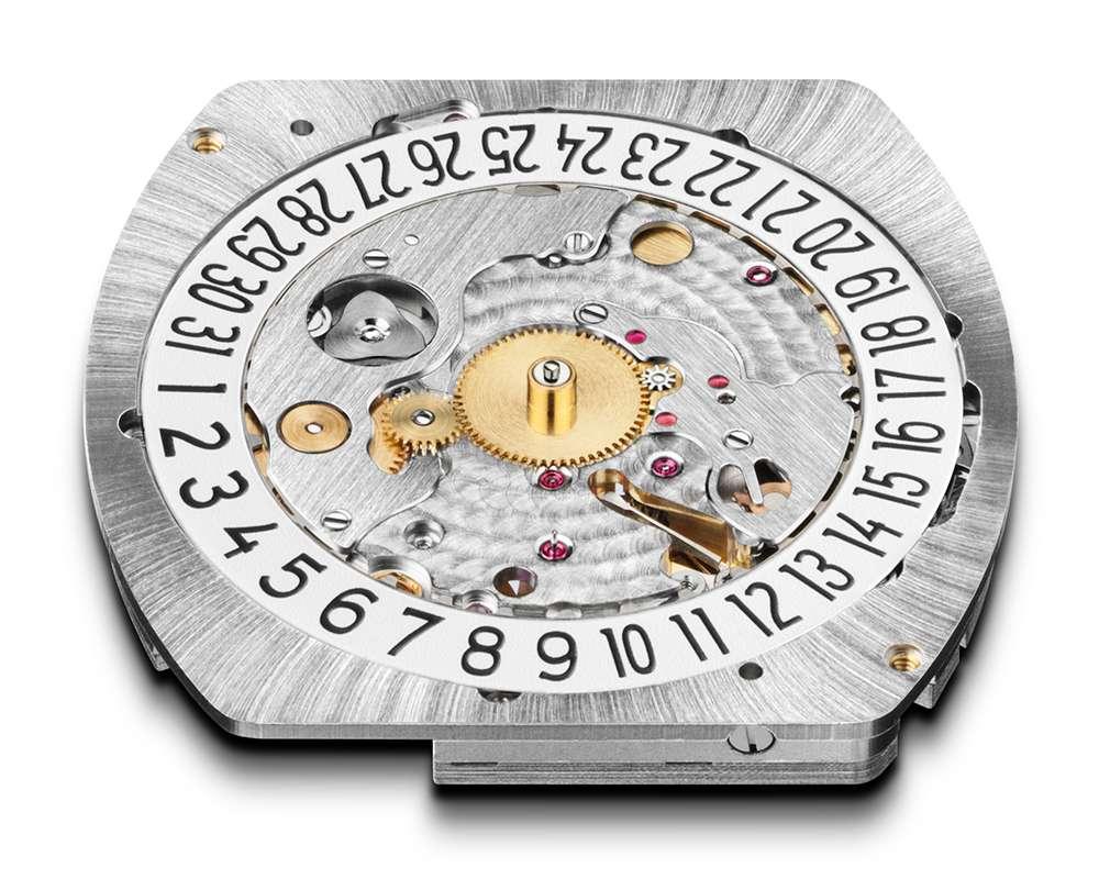 Chopard L.U.C Heritage Grand Cru 97.01-L calibre, dial side