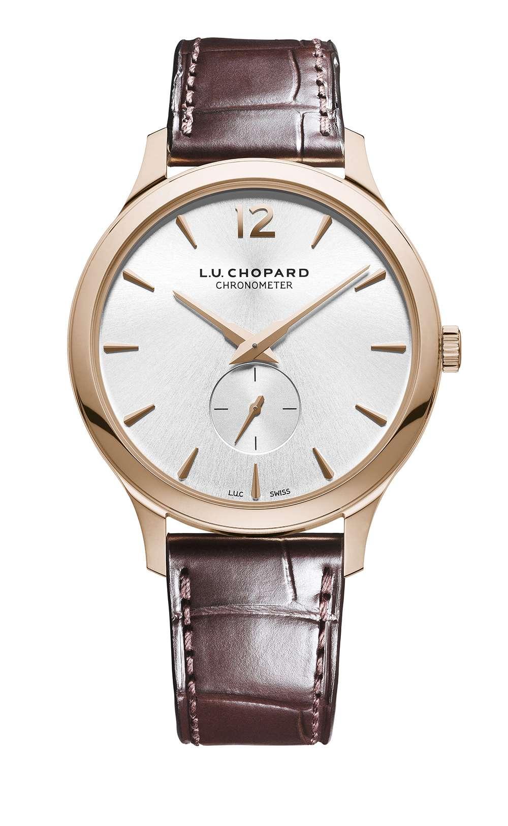 Chopard L.U.C XPS in rose gold