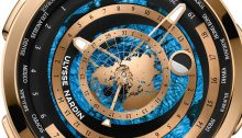 Ulysse Nardin Executive Moonstruck Worldtimer 1062-113/01