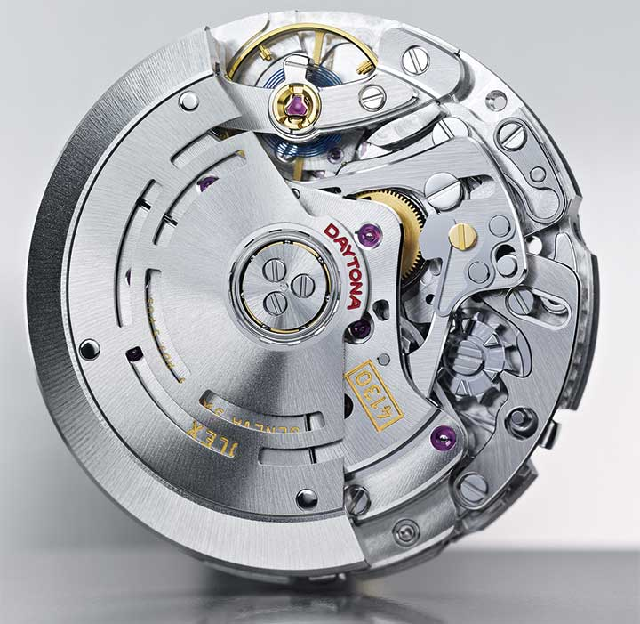 Rolex calibre 4130 movement