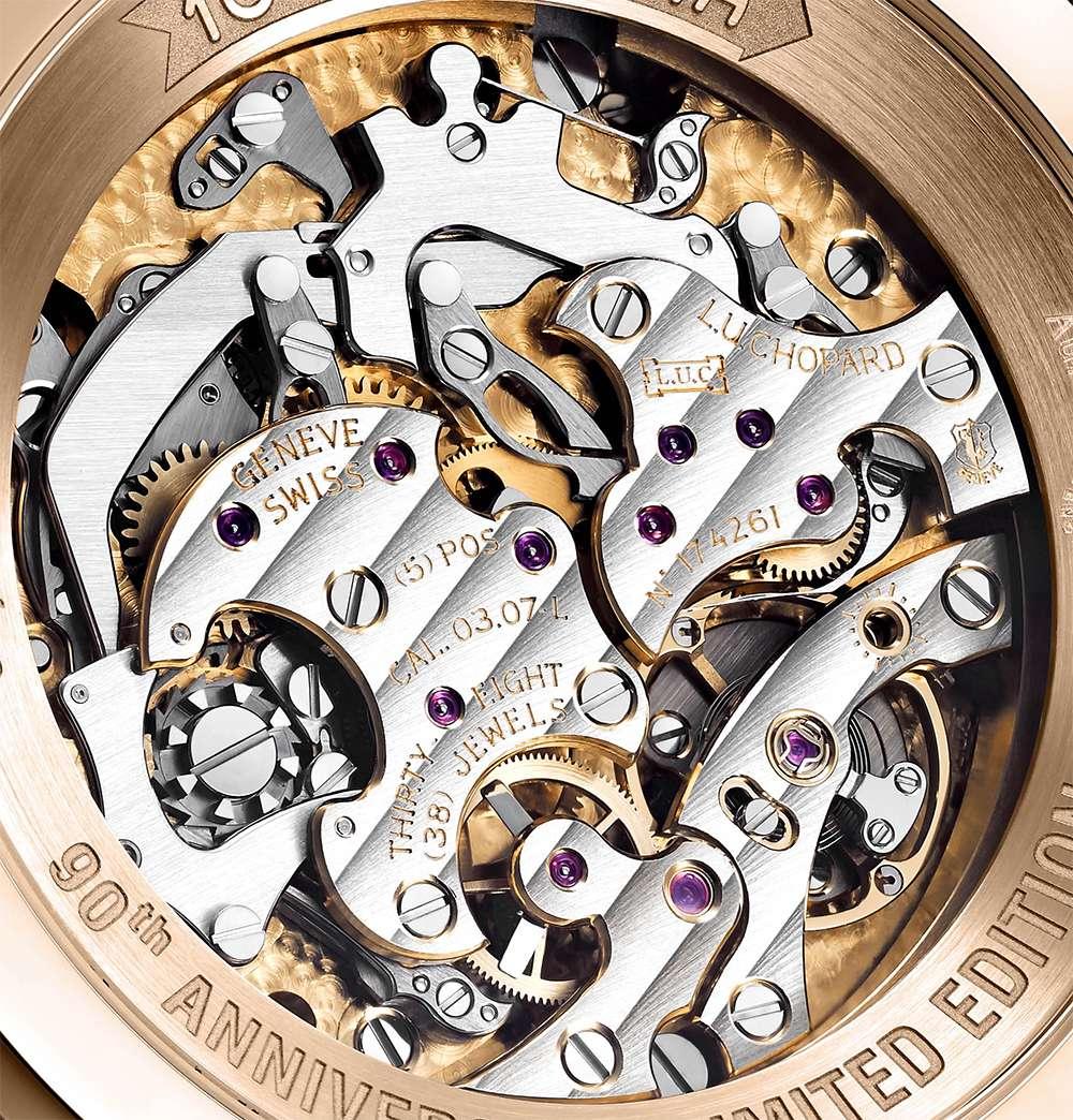 Chopard calibre L.U.C 03.07-L