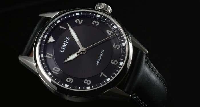 Limes Nightflight pilot's watch