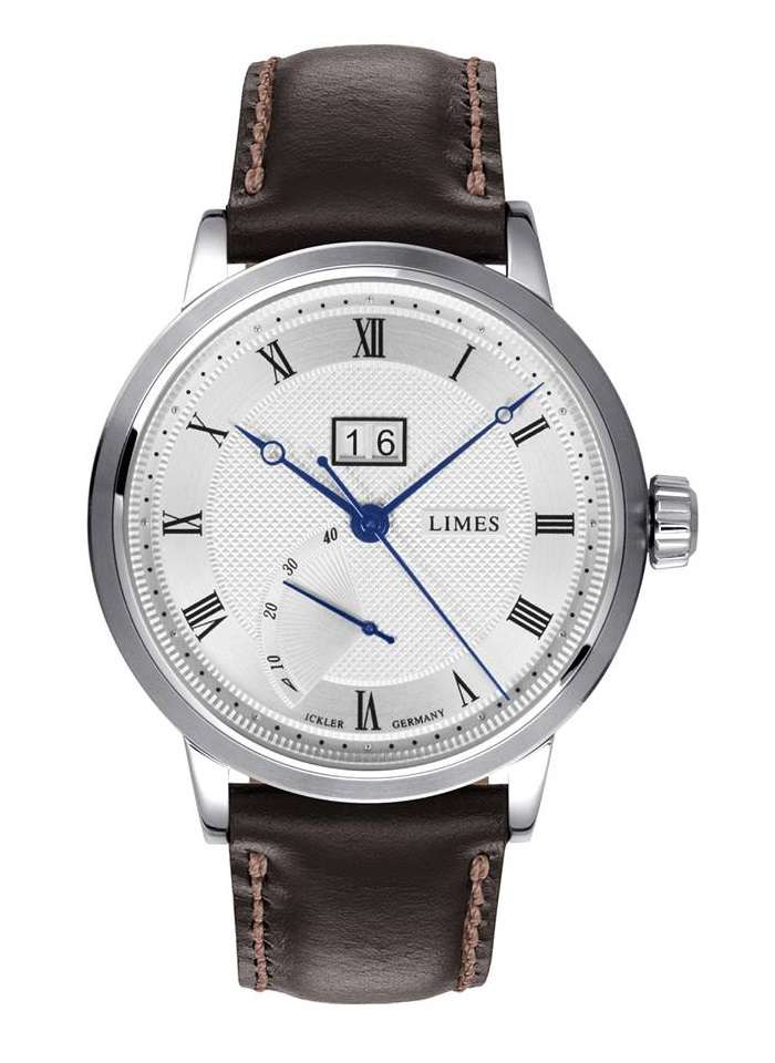 Limes Pharo Big Date with Power Reserve