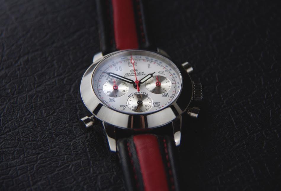 Torsten Nagengast Racetimer Flyback Chronograph 1960