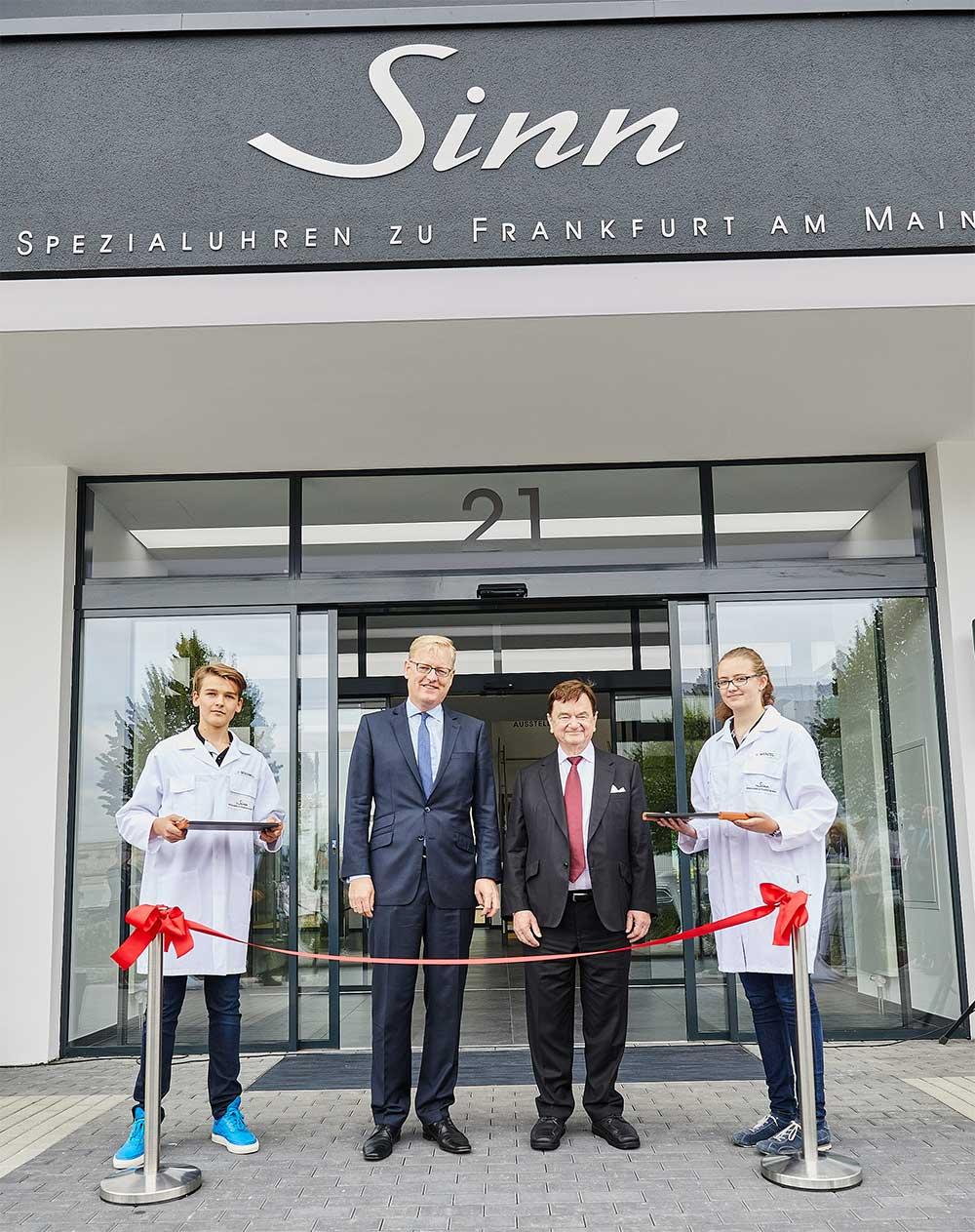 Sinn, Wilhelm-Fay-Strasse 21, Frankfurt
