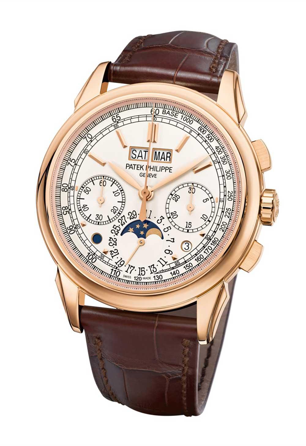 Patek Philippe 5270R Perpetual Calendar Chronograph