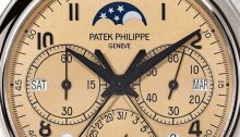 Patek Philippe 5372 split-seconds chronograph and perpetual calendar