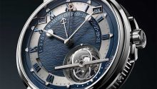 Marine Équation Marchante 5887 by Breguet