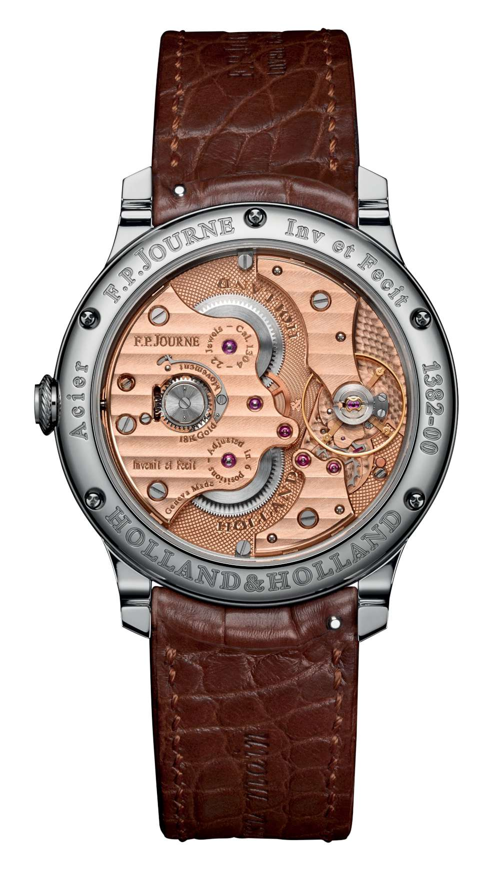 F.P. Journe Chronomètre Holland & Holland