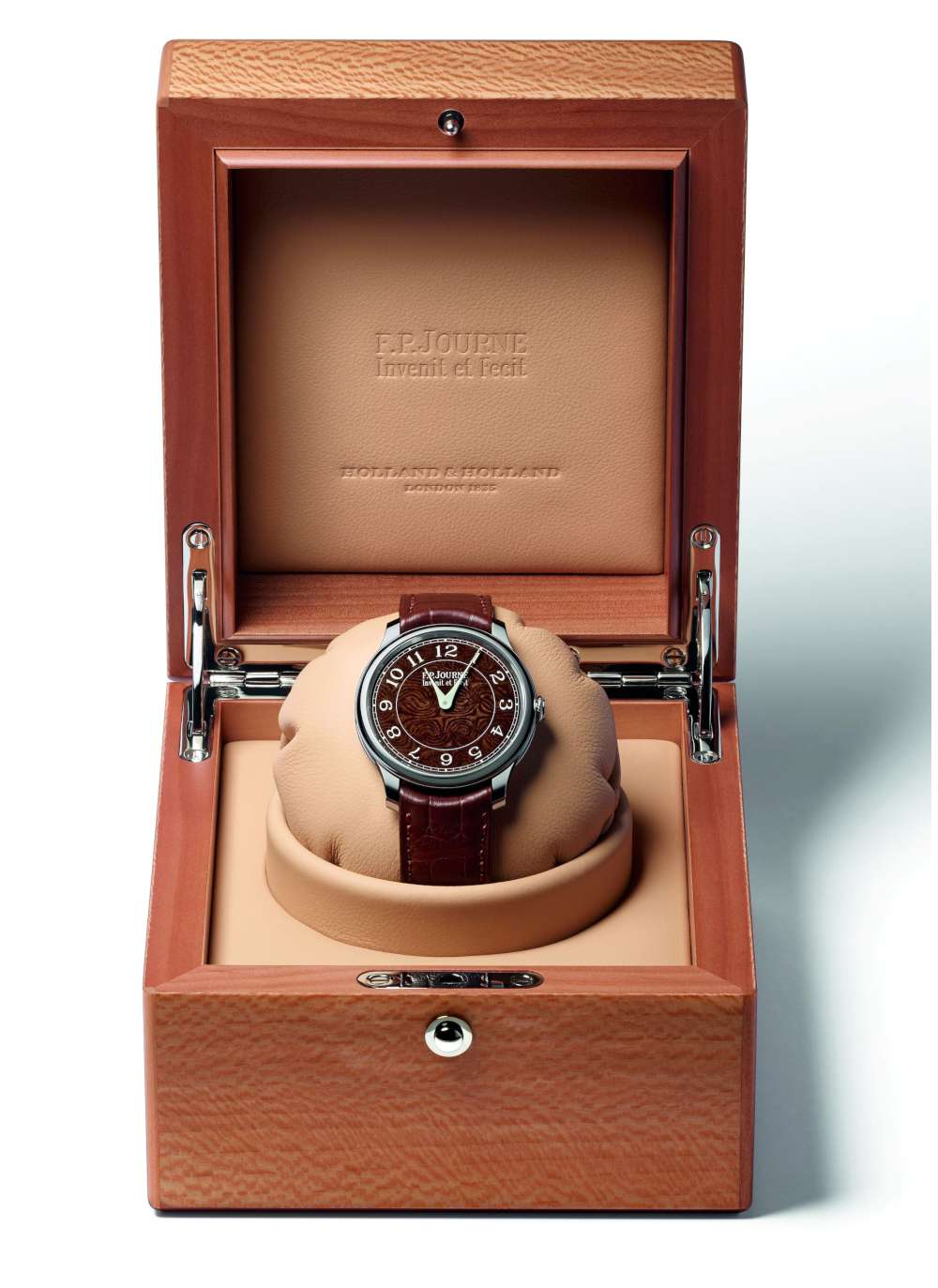 F.P. Journe Chronomètre Holland & Holland presentation case