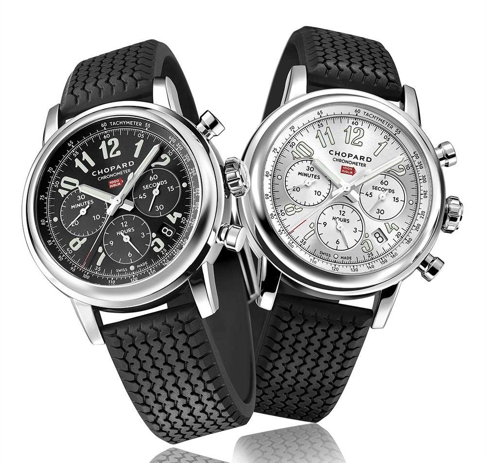 Chopard Mille Miglia Classic Chronograph 168589-3002, 168589-3001
