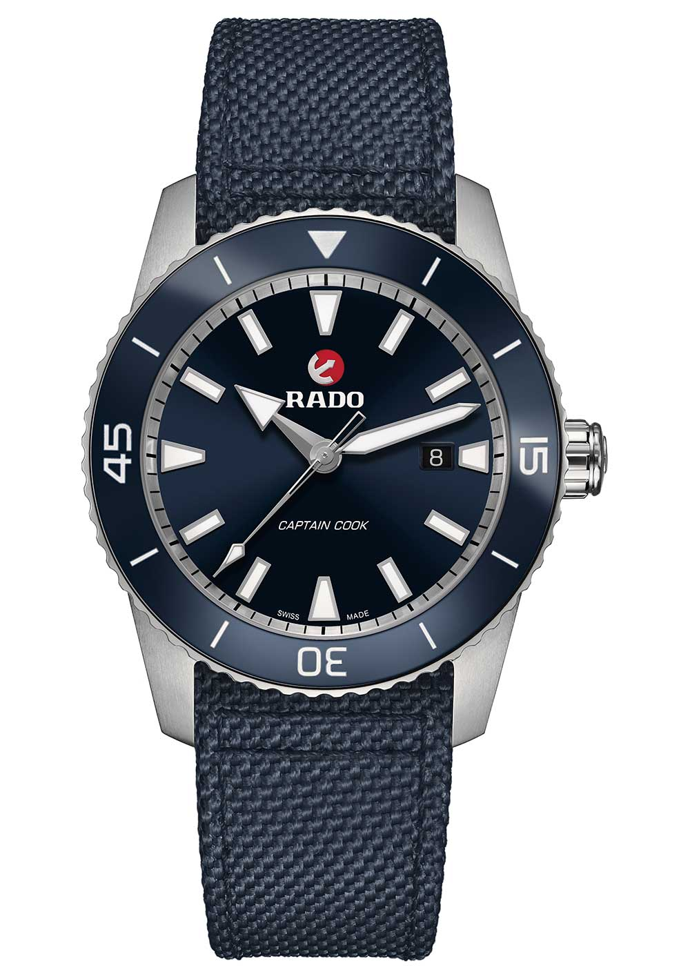 Rado HyperChrome Captain Cook reference 763.0501.3.220
