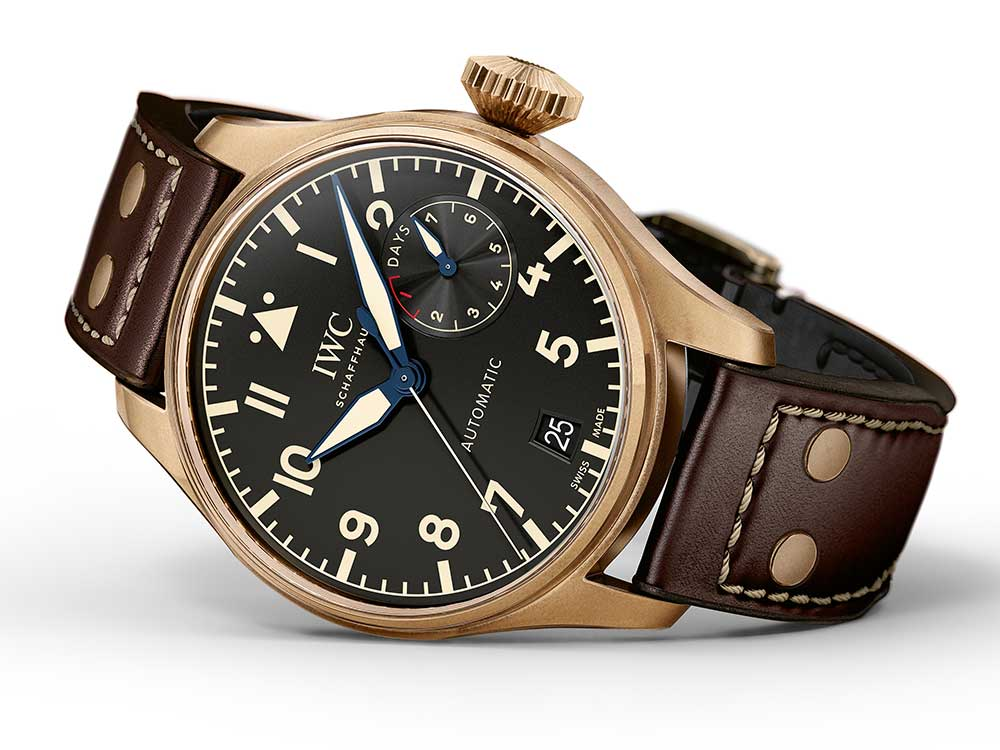 IWC Big Pilot's Watch Heritage reference IW501005