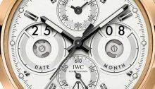 IWC Ingenieur Perpetual Calendar Digital Date-Month IW381701