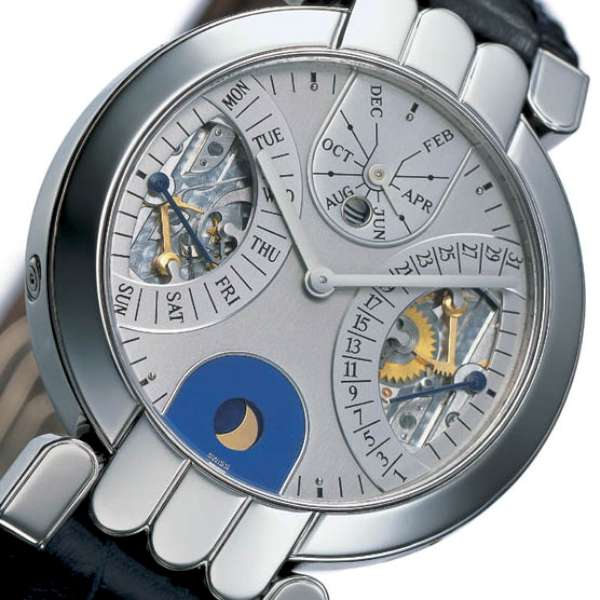 Harry Winston Retrograde Perpetual Calendar