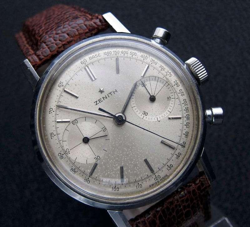 1960s Zenith 146D chronograph