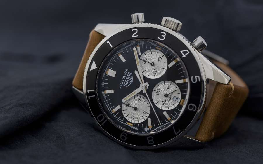 Limited edition TAG Heuer Autavia