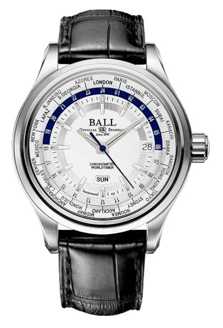 Ball Trainmaster Worldtime