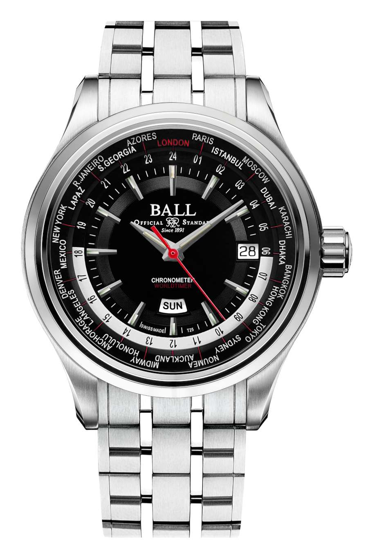 Ball Trainmaster Worldtime