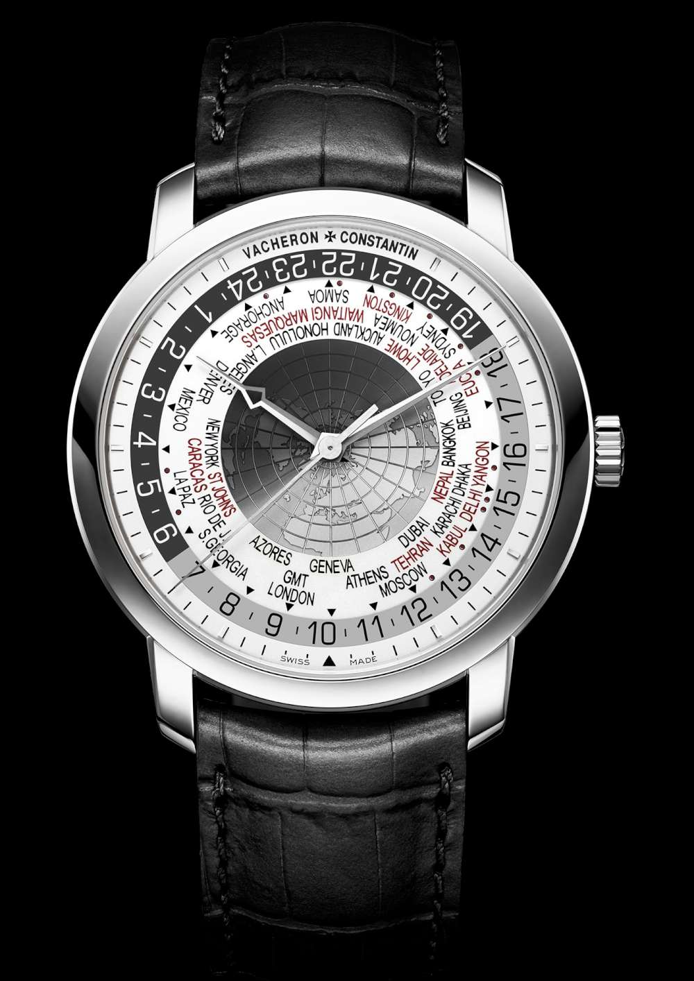 Vacheron Constantin Traditionnelle World Time 86060/000G-8982