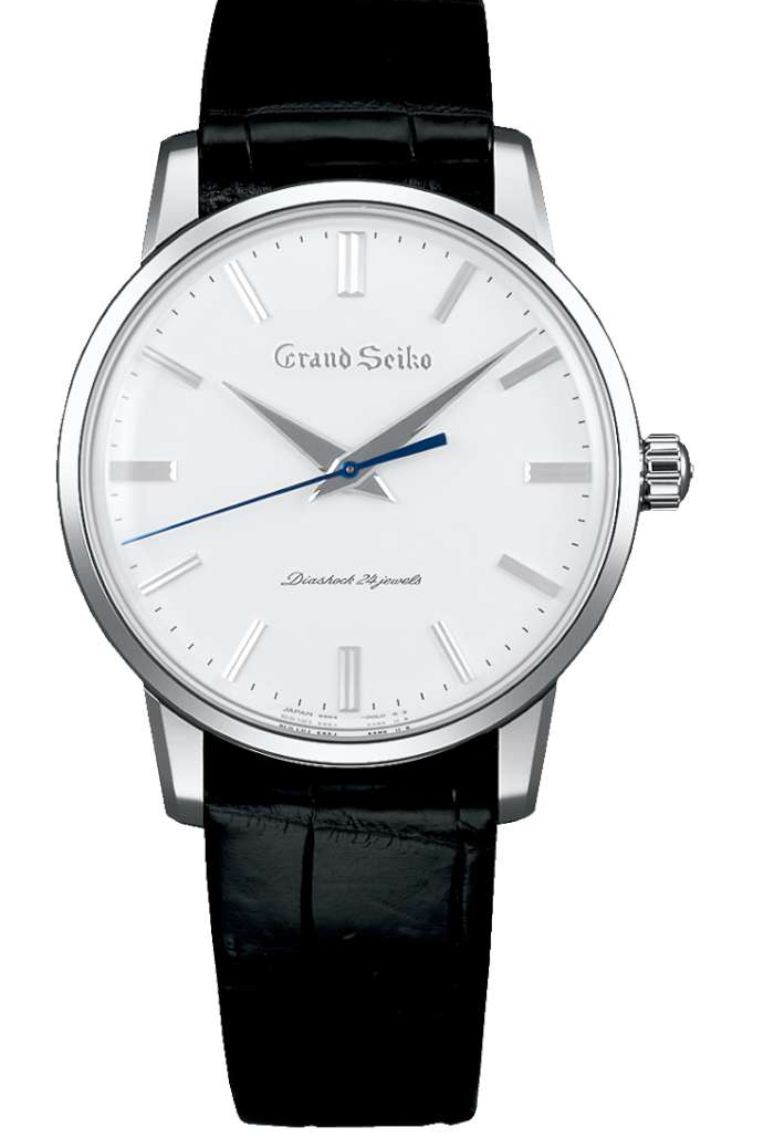 The first Grand Seiko re-created in stainless steel  SBGW253