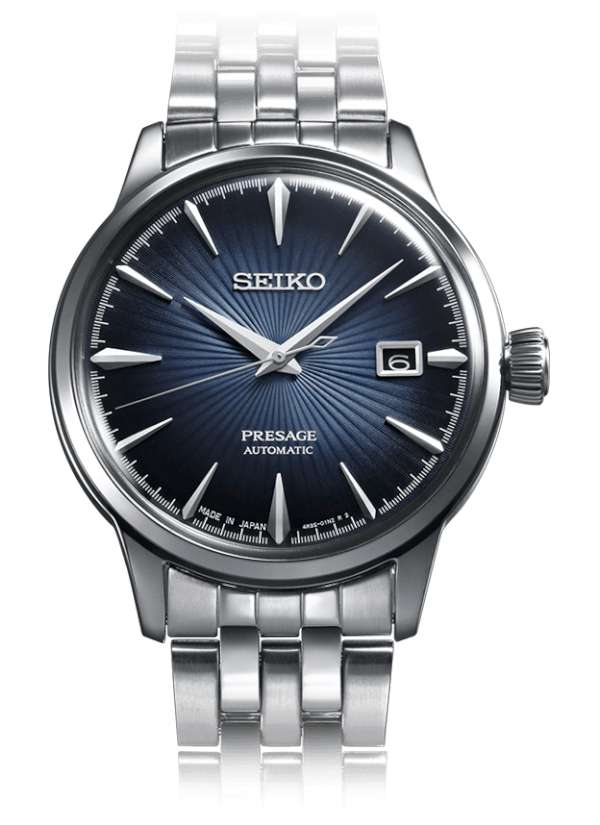 Seiko Presage Cocktail Time Blue Moon