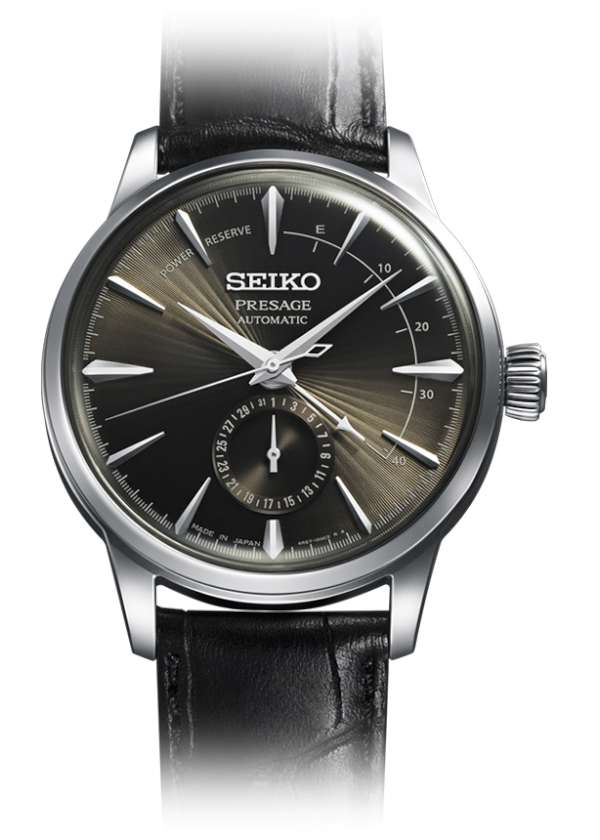 Seiko Presage Cocktail Time Espresso Martini