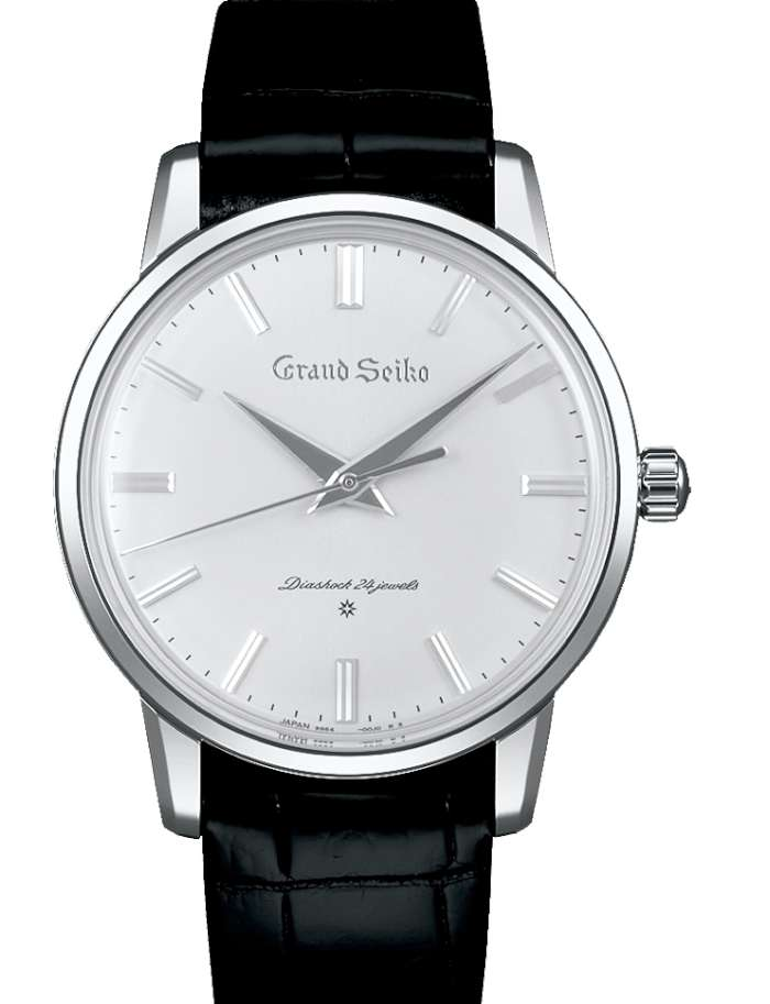 The first Grand Seiko, re-created in Platinum SBGW251